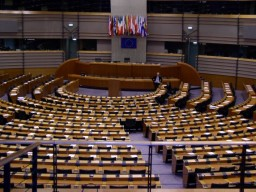 The new amendments in the Ellection of deputies in the European Parliament Act was passed in the Bulgarian Parliament